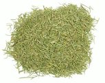 dried rosemary herb leaves
