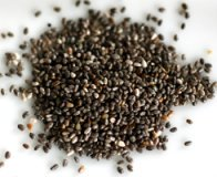 chia seeds- Salvia hispanica