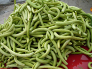 armenian cucumbers in a market