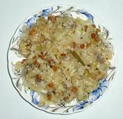cabbage stir fry with cumin seeds