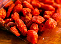 dried gojiberries