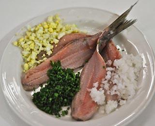 Dutch herring recipe