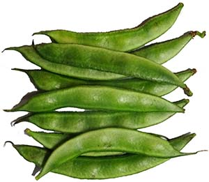 snap peas nutrition facts