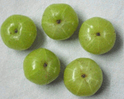amla-Indian gooseberries