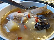 dried jujube soup