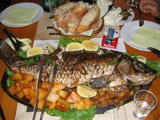 Potatoes-with-Common-carp