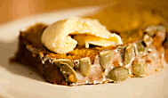 pumpkin seed pie