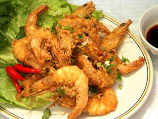 shrimp -fried