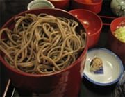 soba noodles