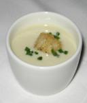 sunchoke cold soup