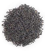 Black poppy seeds
