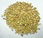 buckwheat grains-hulled