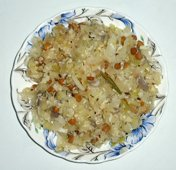 cabbage stir fry with cumin seeds