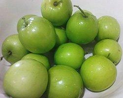 raw fresh jujube fruits