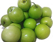raw fresh jujube fruits