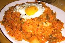 kimchi friesd rice