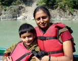 photo of nish and shobha