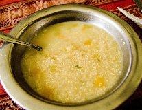 quinoa soup-sopa de quinua