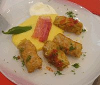 sarmale-stuffed cabbage
