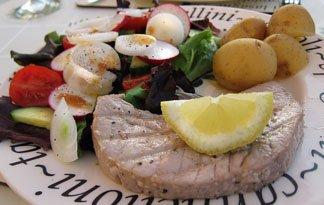 Skipjack tuna steak recipes